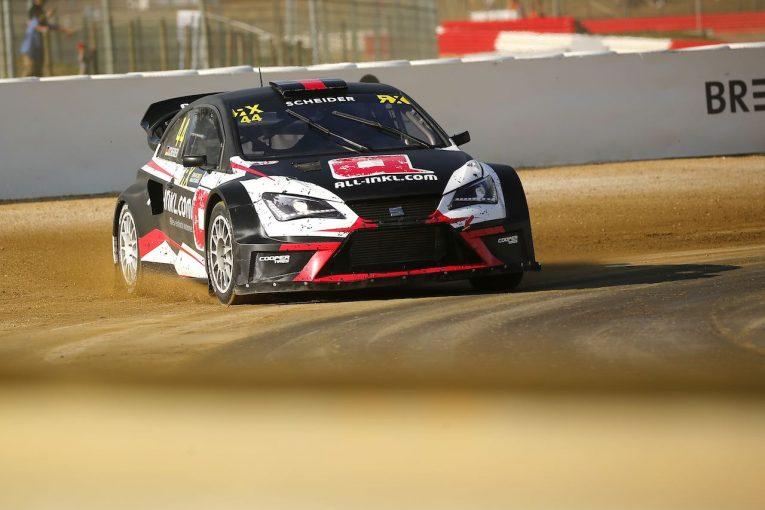 ラリー/WRC | 新生ラリークロス『タイタンRX』に全5戦10ラウンドのサポートシリーズ導入