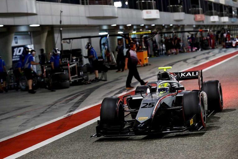 海外レース他 | 【リザルト】FIA-F2プレシーズンテスト最終日:ギオットが総合トップ。日本人ドライバーは松下が最上位に