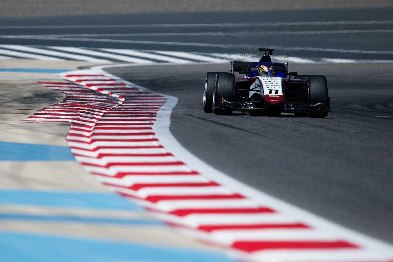 2020年FIA-F2プレシーズンテスト最終日 ルイ・デレトラズ(チャロウズ・レーシング・システム)