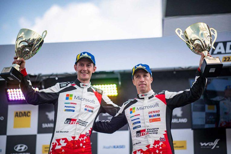 ラリー/WRC | 元WRCドライバーのクリス・ミーク、5月にニュージーランド国内ラリー出場。マツダ2 AP4をドライブ