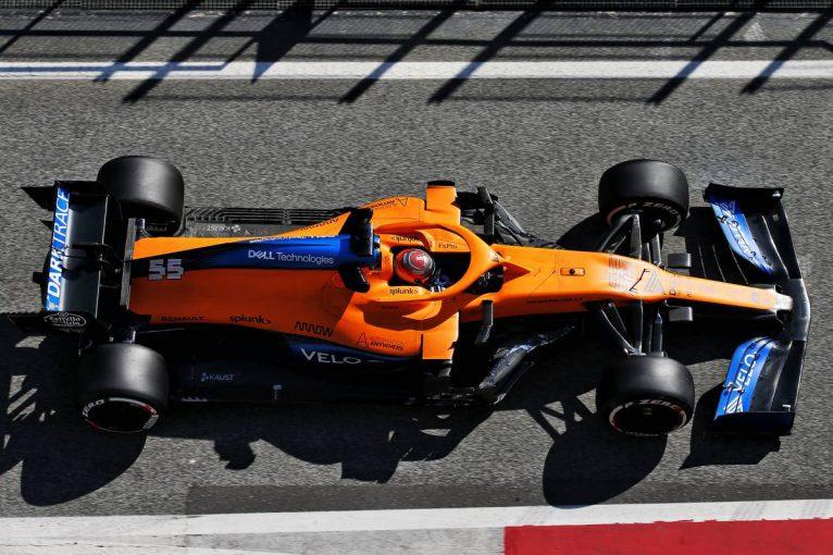 F1 | 躍進を支えた明確な空力コンセプト。マクラーレンMCL35はトレンドに独自のアイデア追加/全チーム戦力分析(4)