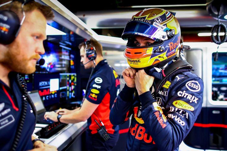 F1 | レッドブル・ホンダF1のアルボン「マシンの強化に成功。王者メルセデスに全力で挑みたい」