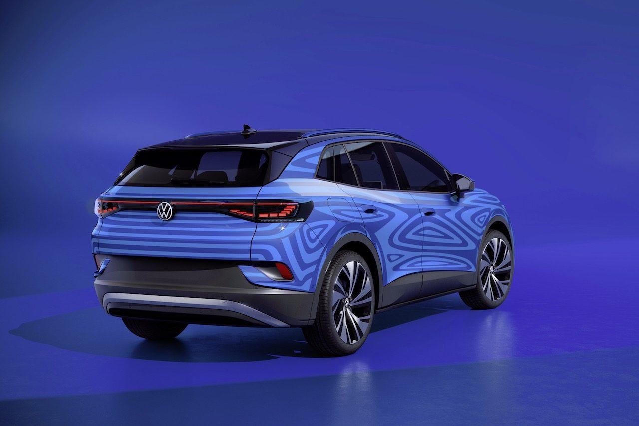 フォルクスワーゲン、新型電動SUV『ID.4』や第8世代『ゴルフGTI』など多数発表