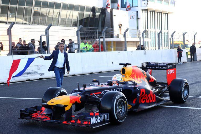 F1 | フェルスタッペン、F1オランダGPの舞台ザントフォールトを初走行。オンボード映像も公開