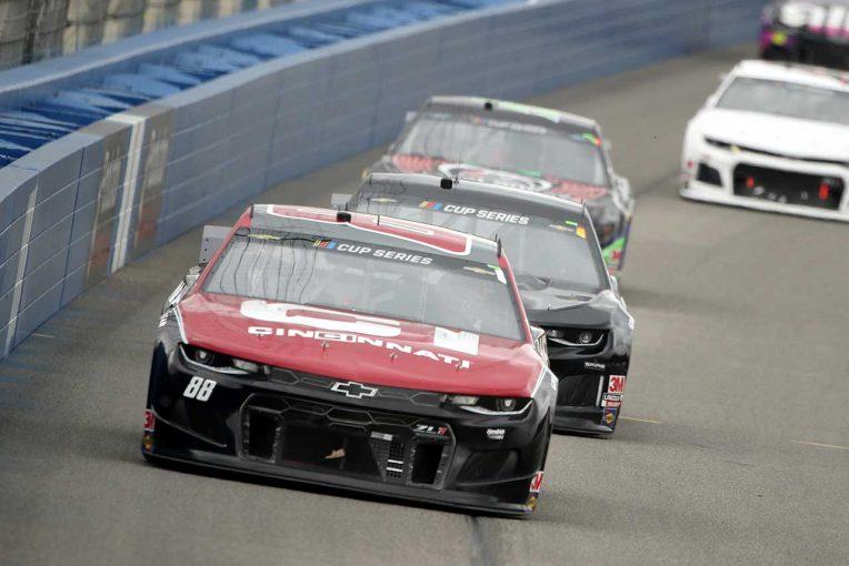 海外レース他 | NASCAR第3戦:シボレーのボウマンがフォンタナ制圧。2019年6月以来のキャリア2勝目