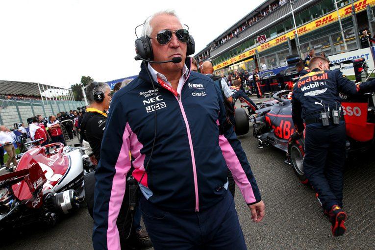 F1 | レーシングポイントF1オーナーのストロール父、アストンマーティン社の株価暴落に伴い出資金を増額へ