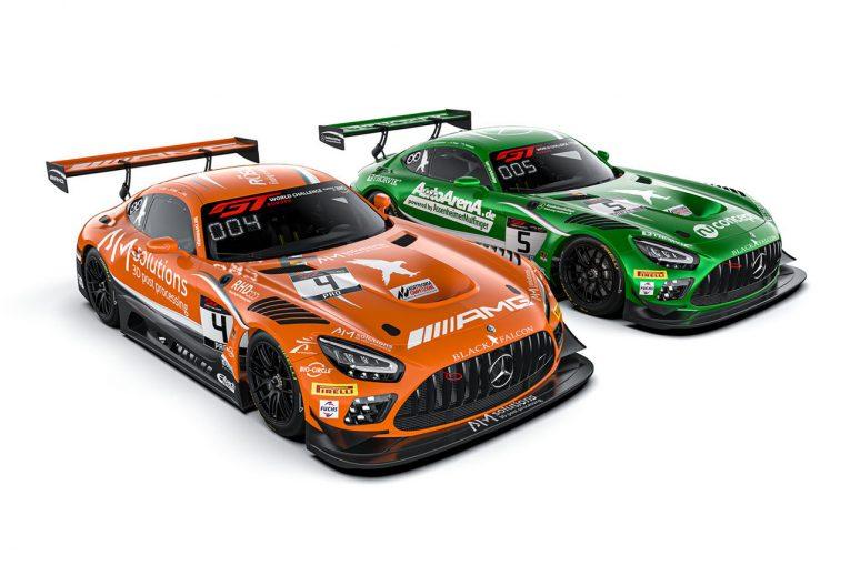 ル・マン/WEC   GTWCヨーロッパ:ブラックファルコンが2020年体制発表。元ベントレーのアブリル加入