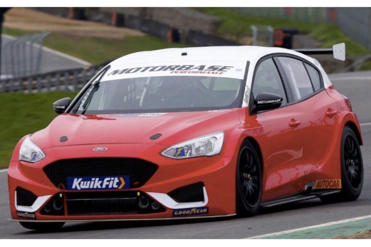 海外レース他   英国ツーリングカーBTCC向けの新型『フォード・フォーカスST』がシェイクダウン。2020年全グリッドが確定