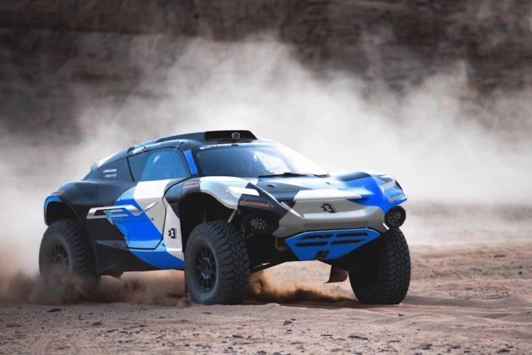 ラリー/WRC | エクストリームE:元F1ドライバーのペドロ・デ・ラ・ロサがEV企業QEVとともに参戦を計画
