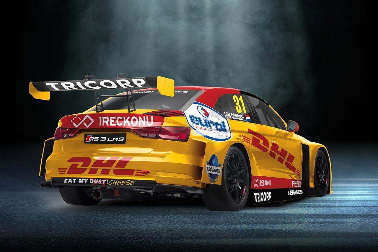 WTCR:トム・コロネル、アウディRS3 LMSにスイッチし31年目のレースシーズンへ