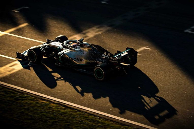 F1 | メルセデス、記録ずくめの2020年へ向け残る不安。気になる信頼性と一発のタイム/2020年F1合同テスト総括(2)