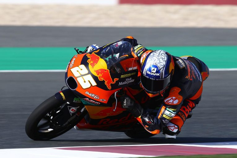 MotoGP   【タイム結果】2020MotoGP第1戦カタールGP Moto3フリー走行2回目