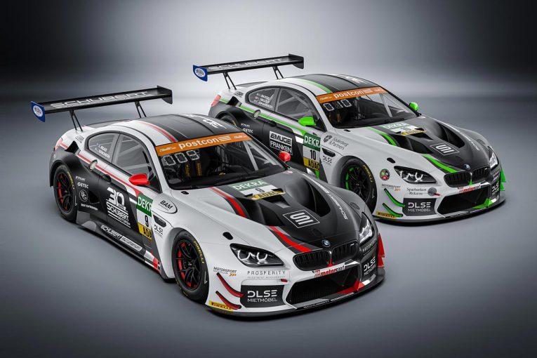 ル・マン/WEC | シューベルト・モータースポーツが2台のBMW M6 GT3でADAC GTマスターズへ復帰