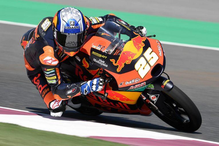 MotoGP   【タイム結果】2020MotoGP第1戦カタールGP Moto3フリー走行3回目