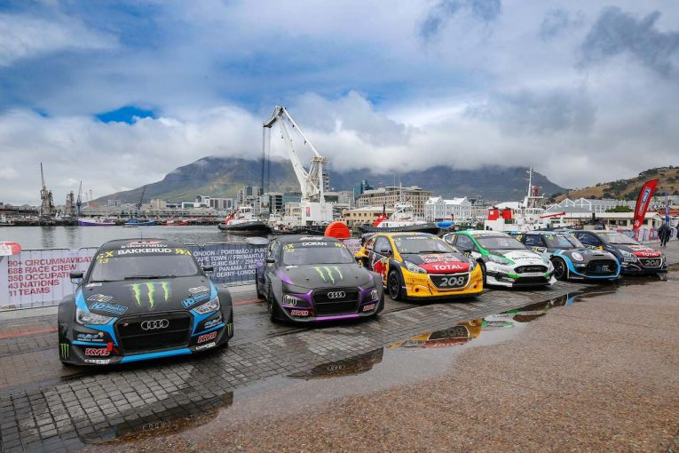 ラリー/WRC   世界ラリークロス:初開催予定だったロシア戦がキャンセルに。2020年は全10戦で開催へ