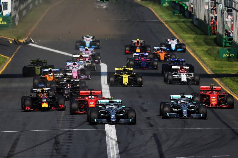 F1 | 2020年F1第1戦オーストラリアGP、TV放送&タイムスケジュール