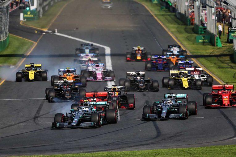 F1 | DAZN(ダゾーン)、F1オーストラリアGP配信は13日9時55分から。無料コードが当たるキャンペーンも