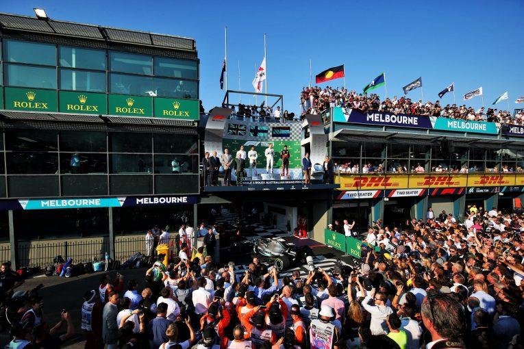 F1   「F1開幕戦オーストラリアGPは通常どおりの形で開催」主催者が無観客レースの可能性を否定