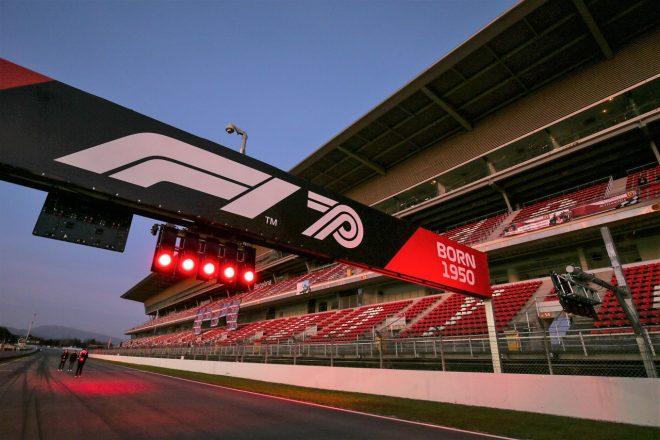 2020年F1プレシーズンテストが開催されたスペイン・バルセロナ