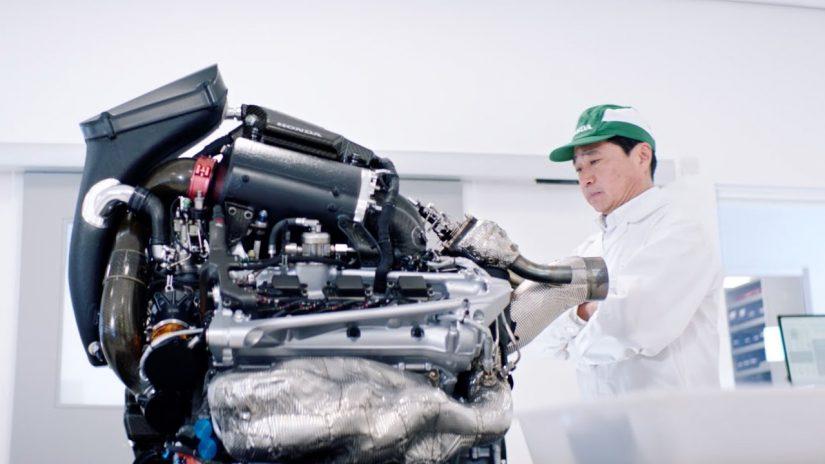 F1 | 【動画】ホンダF1、2020年開幕直前スペシャルムービー公開。「静寂が、パワーを生み出す」