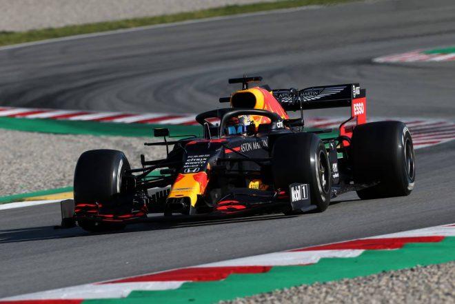 第2回F1バルセロナテスト:アレクサンダー・アルボン(レッドブル・ホンダ)