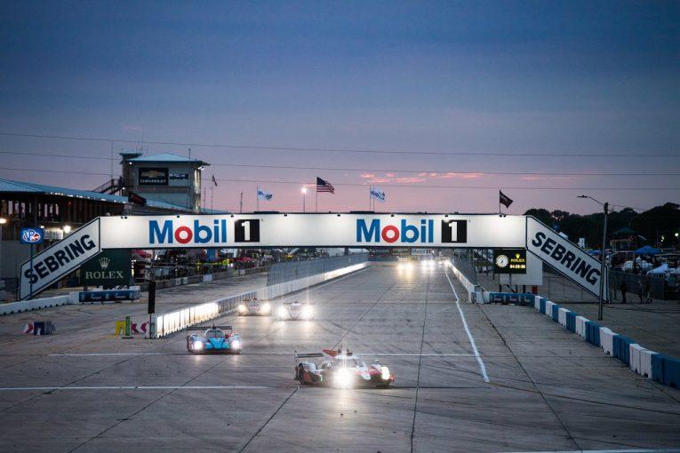 ル・マン/WEC | WEC:セブリングでのサクセスハンデ、7号車トヨタは1周3秒ロス。一方、上位3台の差は縮小