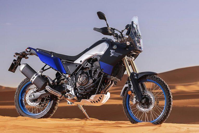 MotoGP | ヤマハ、軽量化を追求した新型アドベンチャー『テネレ700 ABS』を6月5日に発売