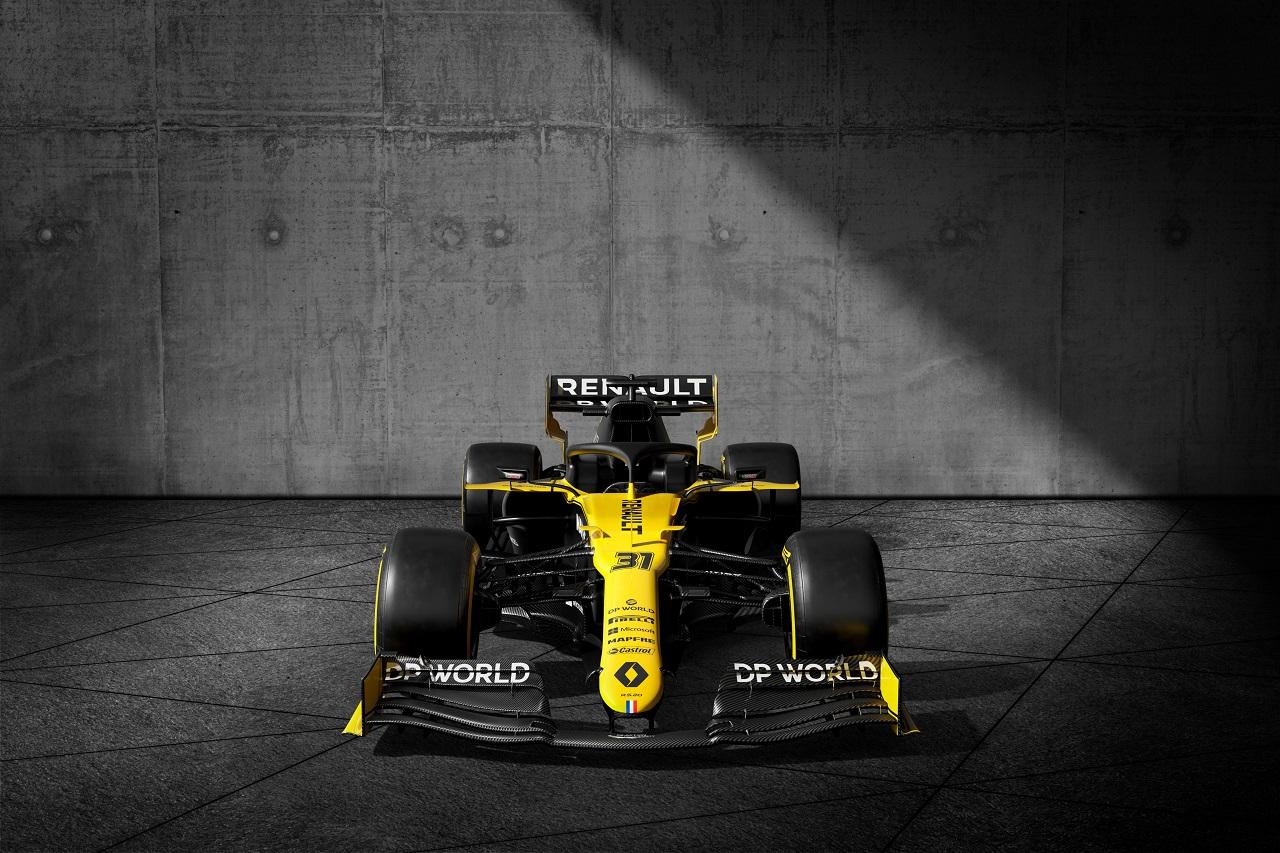 F1   ルノー・DPワールド・F1チーム 2020年