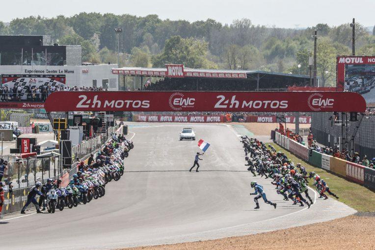 MotoGP | EWC:ル・マン24時間が9月に延期され最終戦の位置づけに。2020-2021シーズンにも影響か