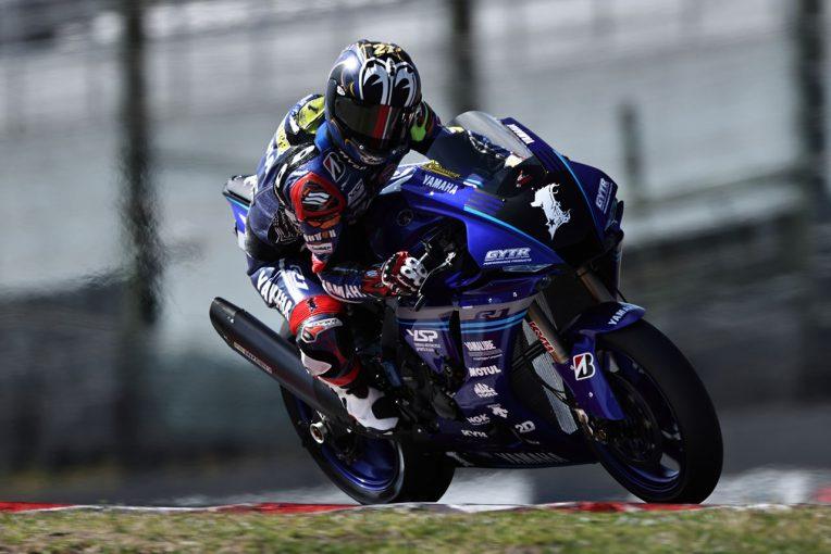 MotoGP   全日本ロード:ヤマハ勢とTeam KAGAYAMAが2020年鈴鹿初走行。ニューカラーで肩慣らしに終始