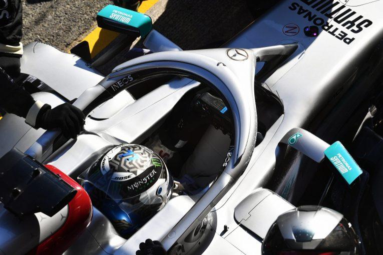 F1 | メルセデスF1、合法性を疑問視されブレーキダクトを修正。レッドブルは『DAS』への抗議の姿勢も示す