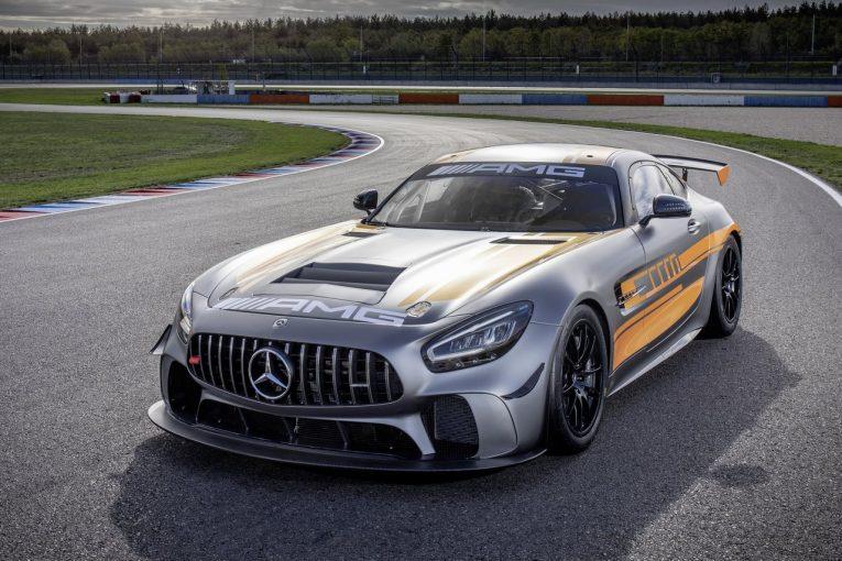 海外レース他 | メルセデスAMG、耐久性を向上させたGT4エボモデルを発表。アップデートキットも用意