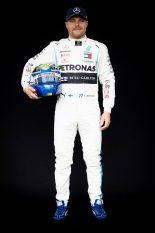 2020年F1開幕戦オーストラリアGP バルテリ・ボッタス(メルセデス)