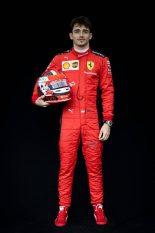 2020年F1開幕戦オーストラリアGP シャルル・ルクレール(フェラーリ)