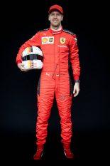 2020年F1開幕戦オーストラリアGP セバスチャン・ベッテル(フェラーリ)