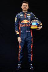 2020年F1開幕戦オーストラリアGP アレクサンダー・アルボン(レッドブル・ホンダ)