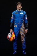 2020年F1開幕戦オーストラリアGP カルロス・サインツJr.(マクラーレン)