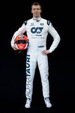2020年F1開幕戦オーストラリアGP ダニール・クビアト(アルファタウリ・ホンダ)