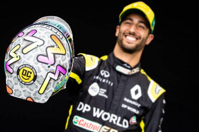 2020年F1開幕戦オーストラリアGP ダニエル・リカルド(ルノー)