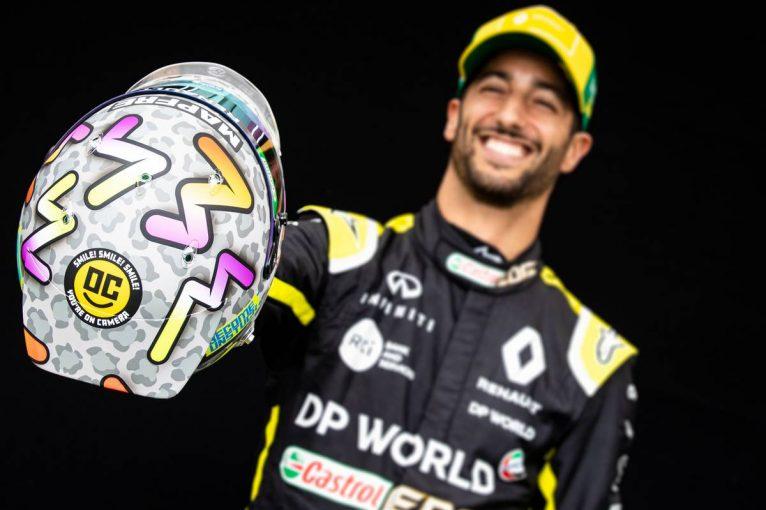 F1 | 【ギャラリー】2020年F1ドライバーヘルメット
