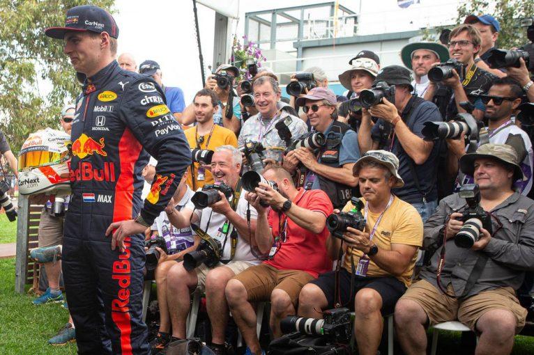 F1 | 【ギャラリー】2020年F1ドライバー全身ショット