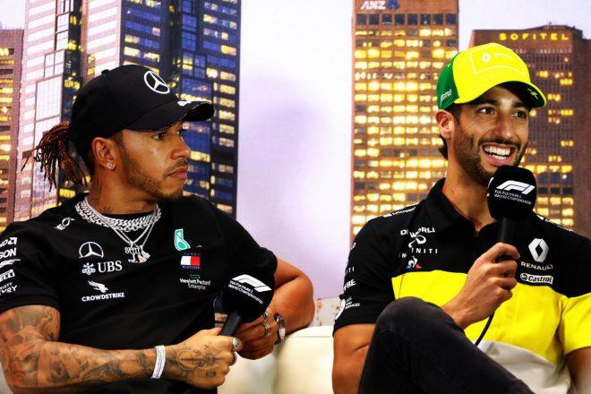 2020年F1開幕戦オーストラリアGP 木曜会見