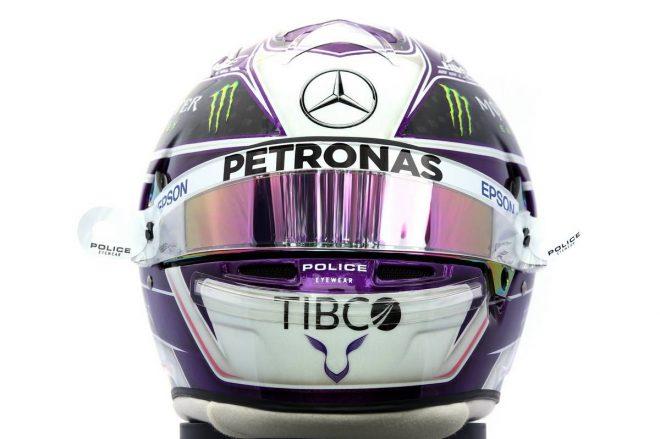 F1 | ルイス・ハミルトン(Lewis Hamilton) 2020年のヘルメット1