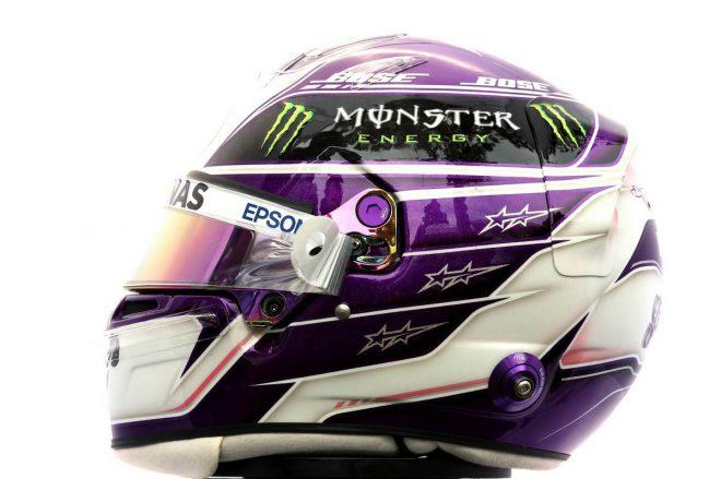 F1 | ルイス・ハミルトン(Lewis Hamilton) 2020年のヘルメット2