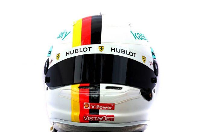 F1   セバスチャン・ベッテル(Sebastian Vettel) 2020年のヘルメット1
