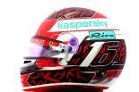 2020年F1 シャルル・ルクレール ヘルメット