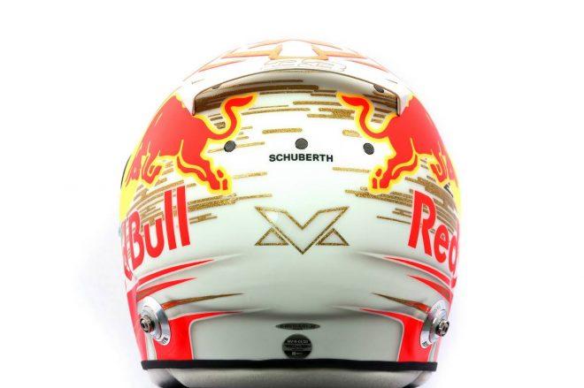 F1   マックス・フェルスタッペン(Max Verstappen) 2020年のヘルメット3