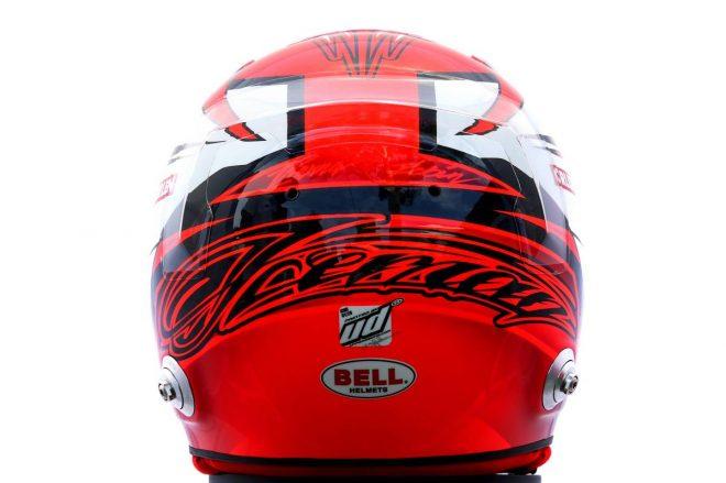F1 | キミ・ライコネン(Kimi Raikkonen) 2020年のヘルメット3