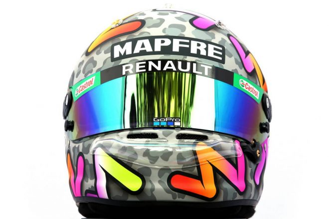 F1 | ダニエル・リカルド(Daniel Ricciardo) 2020年のヘルメット1