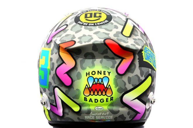 F1 | ダニエル・リカルド(Daniel Ricciardo) 2020年のヘルメット3